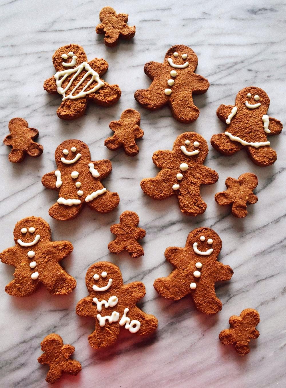 Vegan Christmas Cookies.15 Vegan Christmas Cookie Recipes Beaming Banana