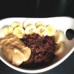 Vegan Chocolate Quinoa Breakfast Bowl