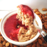 Vegan Peanut Butter and Jelly Oats