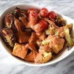 Vegan Sweet Potato Power Bowl