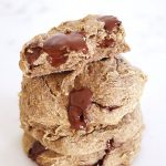 Vegan Soft Batch Chocolate Chip Cookies