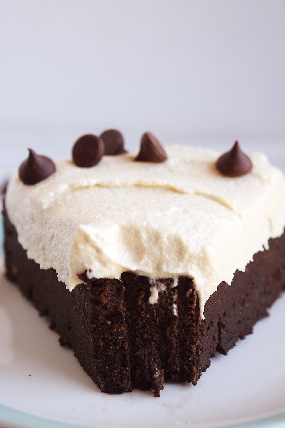 Vegan Chocolate Cake With Cream Cheese Frosting Beaming
