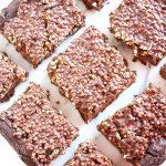 Vegan Crunch Brownies