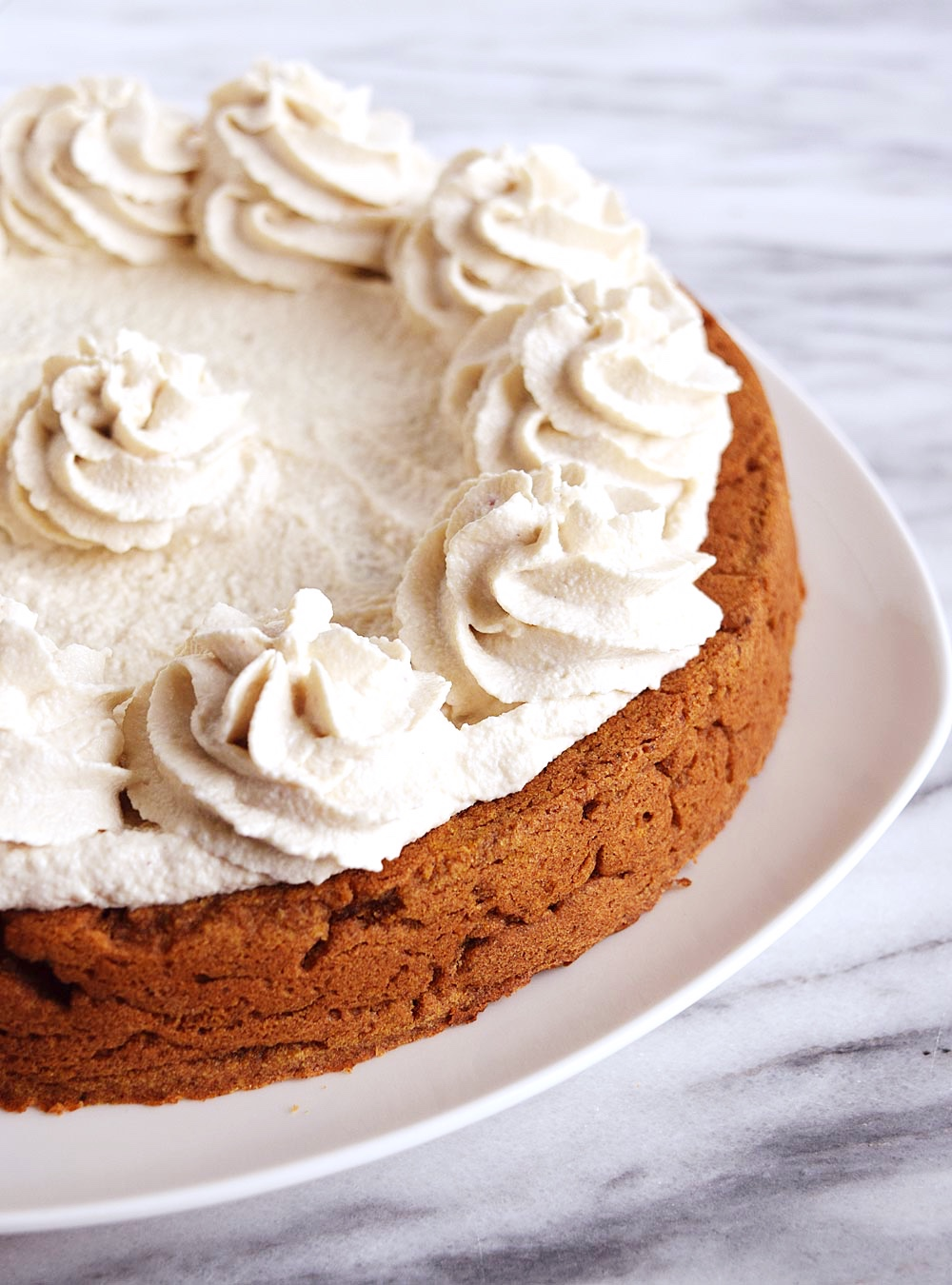 Whipped Cream Cheese Cake Frosting