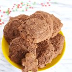 Vegan Soft Batch Gingerbread Cookies