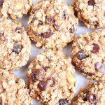 Vegan Banana Breakfast Cookies