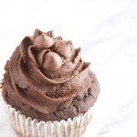 Vegan Double Chocolate Cupcakes