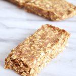 Vegan No Bake Protein Bars