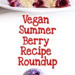 Vegan Summer Berry Recipes