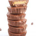 Vegan 3 Ingredient Peanut Butter Cups