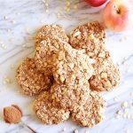 Vegan Apple Pie Breakfast Cookies
