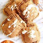Vegan Pumpkin Pie Poptarts