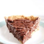 Vegan Chocolate Pudding Pie